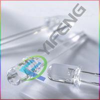200pcs/lot 5mm LED Diode Super bright white Free Shipping