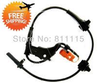 ABS Sensor 57455-S9A-013  57450-S9A-013 57475-S9A-013 57470-S9A-013 for Honda CRV (2002-2006), free shipping wheel speed sensor