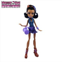 Free shipping 100% counter genuine high-quality  Monster High Dolls/ Dance School Robecca Steam