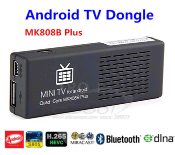 Free Shipping MK908 Quad Core Rk3188 Cortex-A9 1.8GHz 2GB / 8GB Bluetooth Android mini PC Google TV Box Dongle Stick