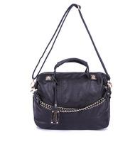 Special offer!2014 women handbag high quality leather women messenger MJ bags famous brand handbag Black MJ shoulder bags