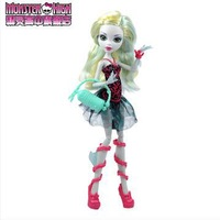 Free shipping 100% counter genuine high-quality  Monster High Dolls/ Dancing school fish