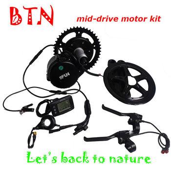 2015 8fun Bafang electric bike mid-drive motor kit-BBS-01