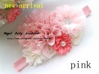 Girls Headband - a variety of flowers combination 10pcs/lot headbands for BABY Girls Free Shipping angel baby headwear