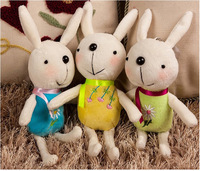 Hot sale Lovely design cute MiNi Metoo doll cartoon rabbit bunny plush toy high quality 15CM