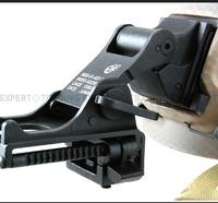 New Sport Gear Helmet Light Parts Fast MICH Helmet NVG mount for night vision monocular PSV-7 or PVS-14