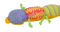 2014 New Fashion Baby Musical Colorful Soft Lovely Developmental Inchworm Educational Toy 17848