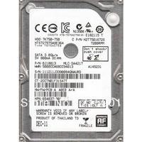 "Retail or  wholesale Travelsta 7K750 HTS727575A9E364 (0J12283) 750GB 7200 RPM 16MB Cache 2.5"" SATA 3.0Gb/s  Notebook Hard  Drive"