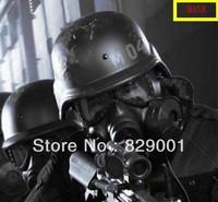 Waterproof anti-fog face masks GEN 4 M04 skull perspiration fog fan GAS mask Face protection/War Game Protective Mask