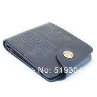 New Arrival Retail High Quality Brand 100% Genuine Leather Men's Wallet Male Purse Free Shipping