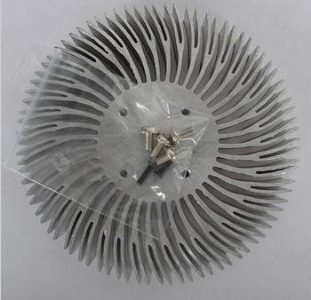 16pcs/Set Round aluminum heatsink high power Heatsink for 10watt led lamp light beads diy led heatsink cooler