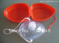 2013 Popular promotional LIFE KIT CE FDA portable Resuscitation CPR mask