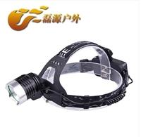 10W V8 Head lamp Miner lamp Charge T6 Glare Headlights Fishing lamp Super Bright Headlamp