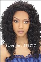2013 new fashion u part wig.100% Virgin remy hair wavy cheap u part wig for sale