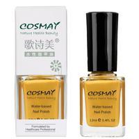 Nail polish oil 12ml eco-friendly water based metal glitter nail art cs12 readjusted