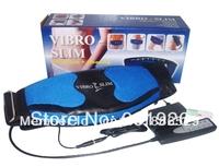 2014 NEW FREE SHIPPING vibro slim belt body building weight lose fat burning massage belt vibroaction high quality vibro tone