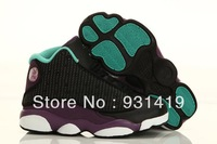 USPS  retro AJ13 basketball shoes for kids children basketball shoes girls euro 28-35
