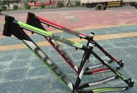 KF10102 Ultralight 17-inch aluminum alloy mountain bike frame /  Bicycle frame