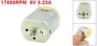 17000RPM 6V 0.23A High Torque Electric Mini DC Motor