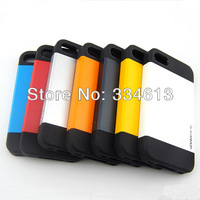 7 colors Option SLIM ARMOR SPIGEN SGP Back Case Cover for iphone 4 4G 4S Free Shipping