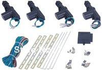 Universal car auto central locking system 2 master+ 2 slaves  BY-04104