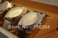 Free shipping Retro Corium Lovers Watch Fashion