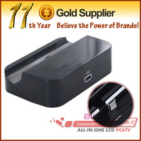Free Shipping Universal Black / White Base Dock Cradle Charger Holder for Samsung Galaxy i9500 i9300 i9100 N7000