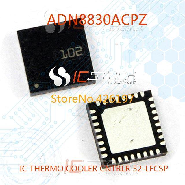 ADN8830ACPZ IC THERMO COOLER CNTRLR 32 LFCSP 8830 1pcs ADN8830(China (Mainland))