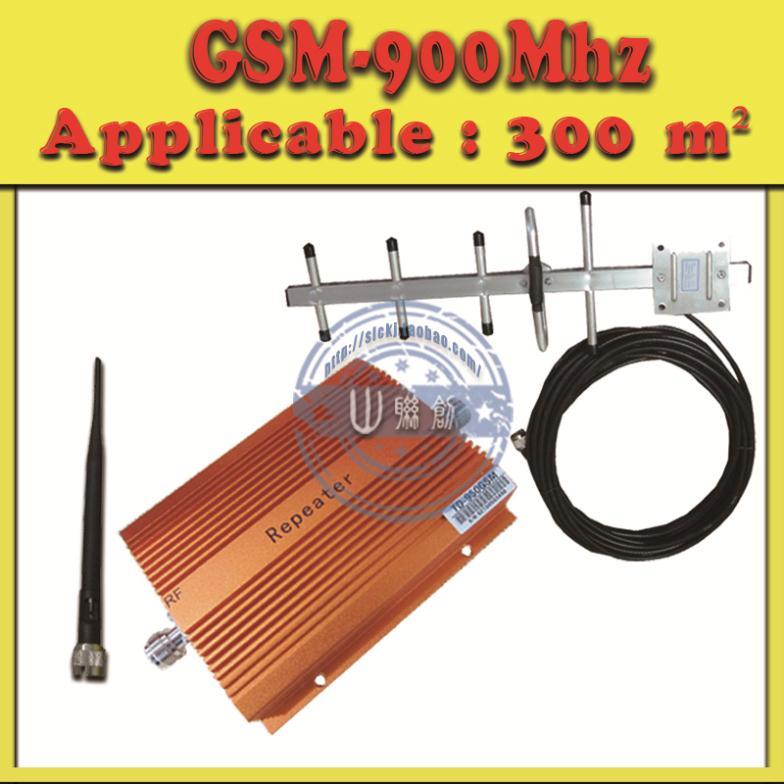 De haute qualité, répéteur gsm d'appoint, 900 mhz cellulaires amplificateur de signal de téléphone cellulaire mobile récepteurs, champ d'application: 200-300sqm, livraison gratuite.