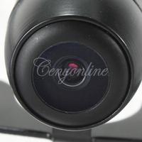 NEW Mini 170 degree Anti Fog Glass Car Auto Rear View Reverse Backup Black Color Parking Park Waterproof CMOS Camera Wholesale