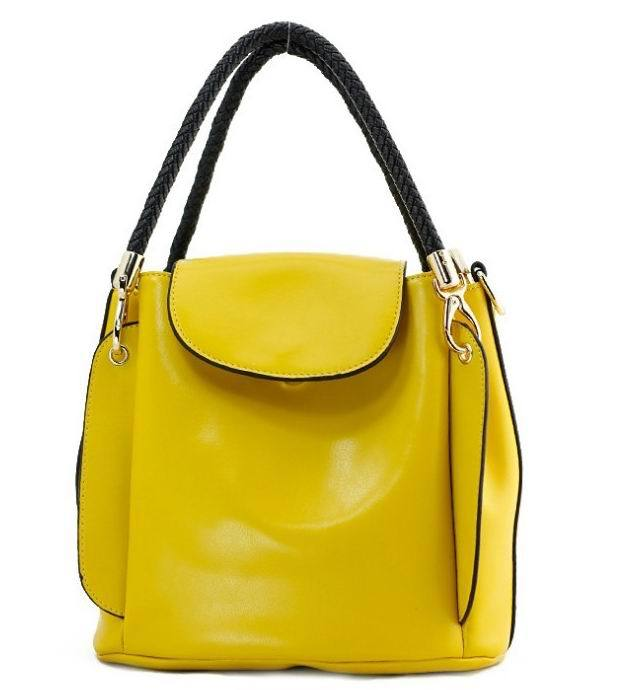 free shipping new arrival items 2013 women fashion hangbags geniune leather drawstring bags ladies high quality totes 6053(China (Mainland))