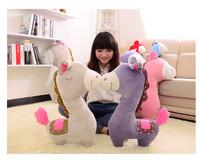 100CM animal pony plush toys , girl wholesale manufacturers tuba christmas present for girlfriend shipping