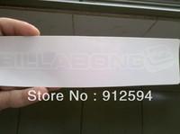 Logo Clear PVC Stickers