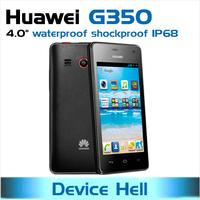 free shipping in stock unlocked original huawei g350 dual sim android phone waterproof dustproof shockproof ip68 dual core gps