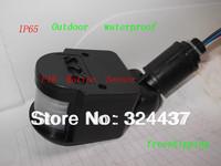 led sensor AC230v free shipping waterproof PIR Motion sensor Induction Sense detective Sensor lamp LED Flood Light