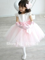 new 2013 Child dress girl dress princess dress tulle cute dress A0820-34
