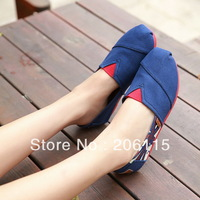 Free Shipping 2013 comfortable flat canvas casual shoes New Fashion Union Jack canvas sneakers