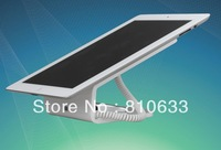 free shipping free shipping 2013 hot alarm Acrylic display stand with charging function exhibition display