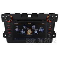 1080P A8 chipset S100  DVD GPS navigaiton radio headunit  3G/WIFI Internet F Mazda CX7 CX 7 (2010-2011)