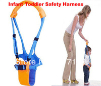 Factory Free Shipping,Moon baby Walkers Infant Toddler safety Harnesses Learning Walk Assistant Kid keeper,