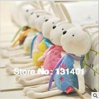 Free shipping Plush toy doll  Mi rabbit pendant  Metoo sell lots of toys rabbit plush arpakasso  kawaii brinquedos toy