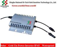 NEW!  250W Solar on Grid Inverter IP65,pure sine wave power inverter,MPPT, MOQ 3 PCS,on sale!