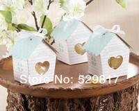 "Free Shipping New arrival 20pcs/lot ""Love Nest"" Bird House Favor Box  ,candy box,wedding favor box"