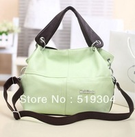 Free Shipping Hot Sale New Arrival PU Leather Brand Women Shoulder Bag Lady Handbag Messenger