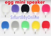 Mini Music Balloon Speaker, Mini USB Travel Speaker Subwoofer For iPhone 5 4s Samsung S2 S3 i9300 S4 i9500 Tablet pc