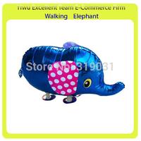 Free shippping 100pcs/lot mix order walking animal balloon helium balloon