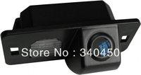 HD waterproof backup reverse parking car rear view camera for Audi A4L A5 Q5 A1 A7