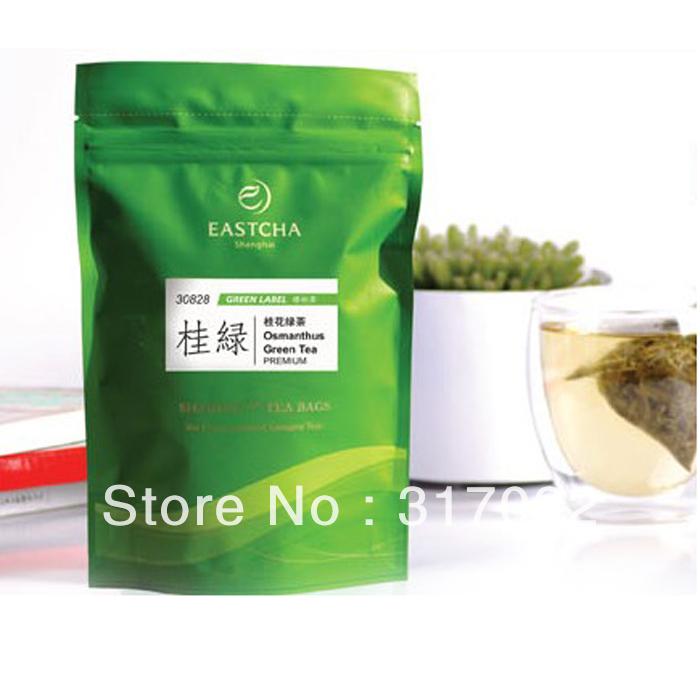 Зеленый чай Tearoma 30g Teabaging qiya 30g