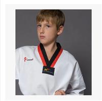 2014 Time-limited Sale Freeshipping Army Sky Chocolate Free Taekwondo  Dobok