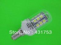 Sale Free Shipping 5PC E14  7W  LED 5050 Corn Light  E14  5050 30 LED Bulb 200V-260V/AC Spot Light Warm White Light Lamp